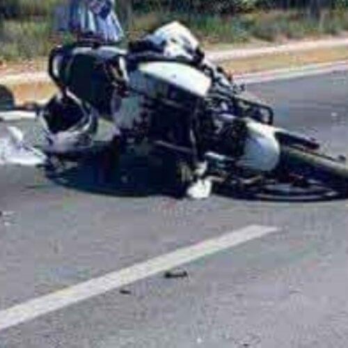 Υπέκυψε ο 38χρονος οδηγός της μοτοσικλέτας που ενεπλάκη σε τροχαίο στην Αλεξάνδρεια Ημαθίας