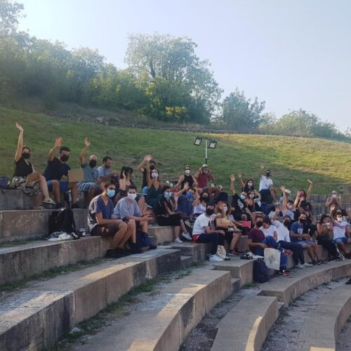 """ΔΗΠΕΘΕ Βέροιας: """"2ο Σχολείο Σκηνοθεσίας στη Σχολή του Αριστοτέλη– 2500 χρόνια μετά""""/ Πρόσκληση συμμετοχής"""