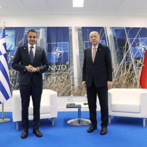 """""""Στο… μίξερ του ΝΑΤΟ τα ελληνοτουρκικά"""" γράφει ο Δημήτρης Μηλάκας"""