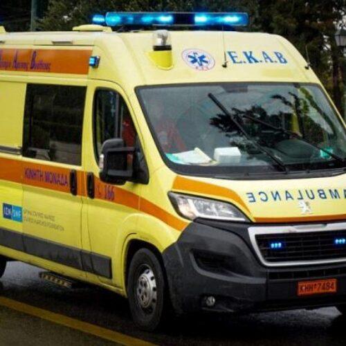 Σέρρες: Θανατηφόρο τροχαίο / Δύο νεκροί και έξη τραυματίες