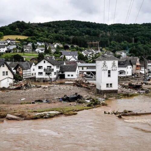 Γερμανία: Στους 42 οι νεκροί από τις πλημμύρες – Δεκάδες οι αγνοούμενοι