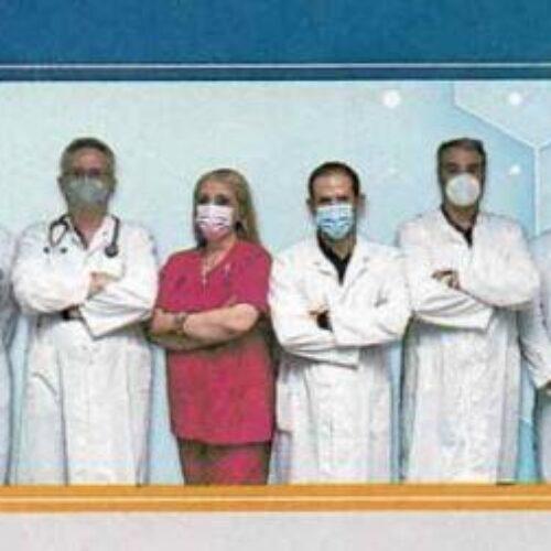 Ιατρικός Σύλλογος Ημαθίας: Εμείς εμβολιστήκαμε / Εμβολιάσου τώρα!