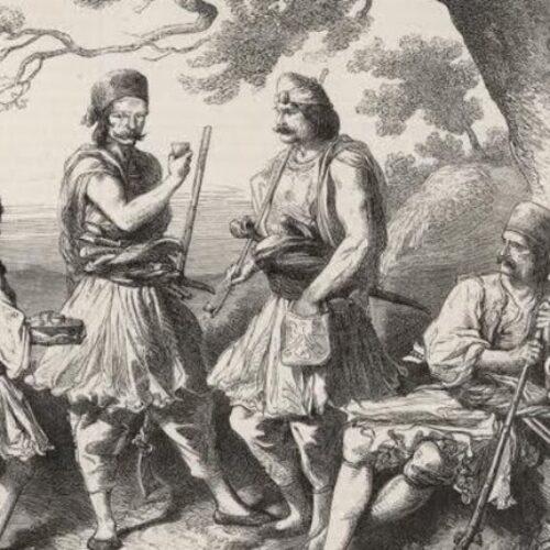 """Γιάννης Μοσχόπουλος """"Το Ρουμλούκι πριν, κατά και μετά την Ελληνική Επανάσταση"""" (4)"""