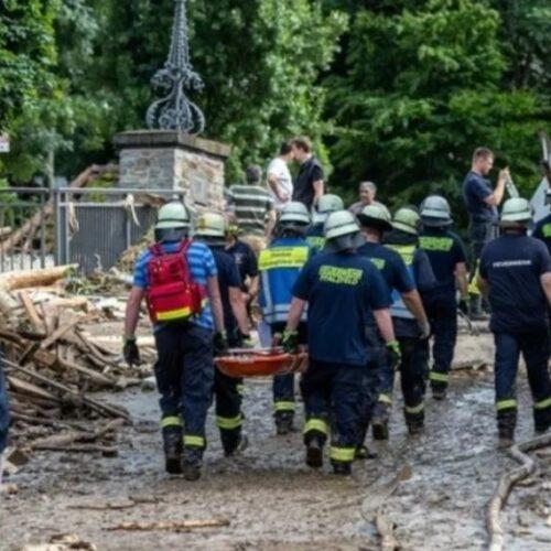 Πλημμύρες Γερμανία: Βούλιαξε η Βεστφαλία / τουλάχιστον 67 οι νεκροί / δραματική η κατάσταση (video)