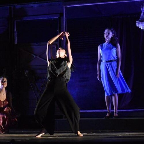 """""""Γιώργου Λιόλιου «Έρημος σταθμός» / Η παράσταση"""" γράφει η Δέσποινα Παπαγιαννούλη"""