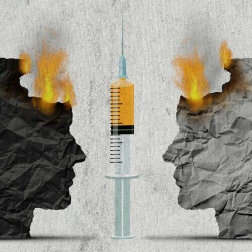 """Για τον """"υποχρεωτικό"""" εμβολιασμό: Καταναγκασμός ή αναγκαιότητα; Επιστήμη ή βούρδουλας;"""