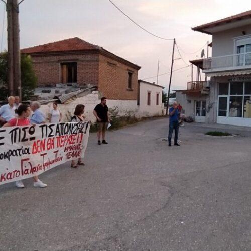"""Συνδικάτο Γάλακτος Ημαθίας - Πέλλας: """"Πάρτε πίσω τις απολύσεις / Εκφοβισμοί και τρομοκρατία δεν μας πτοούν"""""""