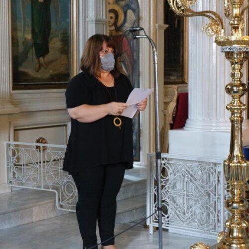 """Κατερίνα Κουρίτα στον πρώην Δήμαρχο Λιτοχώρου, Νίκο Κουκουτάτσιο: """"Αναπαύσου, σύντροφε, πλάι σε κείνους που πάλεψαν την αδικία"""""""