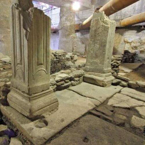 Θεσσαλονίκη / Λαϊκή Συσπείρωση: Ο σταθμός Βενιζέλου πρέπει να ολοκληρωθεί με τα αρχαία να παραμένουν στο χώρο τους