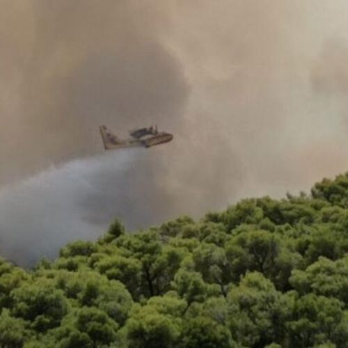 Θεσσαλονίκη: Η Πρωτοβουλία συλλόγων κατά της καύσης απορριμμάτων με αφορμή πρόσφατες πυρκαγιές