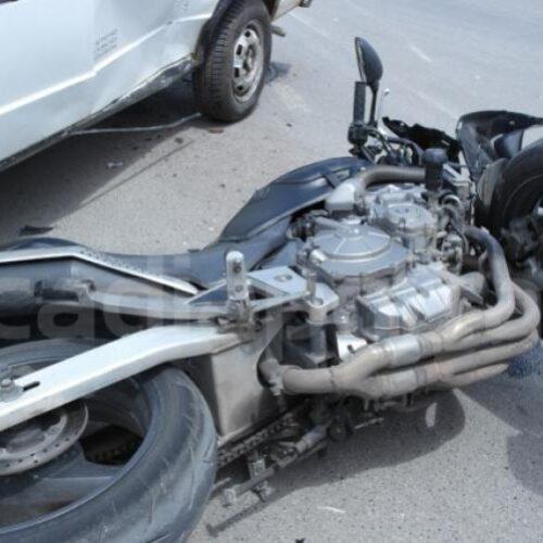 Νεκρός οδηγός μοτοσυκλέτας από τη σύγκρουση με ΙΧ