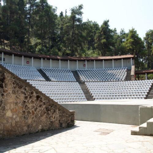 Βέροια / Καλοκαίρι 2021: Θέατρο Άλσους Μελίνα Μερκούρη - Πρόγραμμα εκδηλώσεων από 12 Ιουλίου μέχρι και 30 Αυγούστου