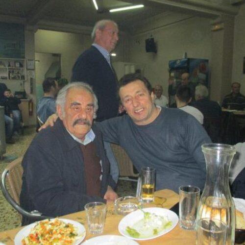 Συλλυπητήριο της Ευξείνου Λέσχης Βέροιας για τον θάνατο του Γεώργιου Τσαρτιλίδη