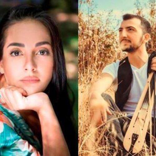 Κινητό Μουσικό Περίπτερο ΚΕΠΑ: Ρία Ελληνίδου & Χρήστος Καλιοντζίδης, Γεωργιανοί  Δευτέρα 16 Αυγούστου