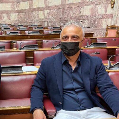 """Λάζαρος Τσαβδαρίδης: """"Κύριε Τόλκα, «ζοφερούς χειμώνες» έζησαν οι αγρότες μόνο επί ΣΥΡΙΖΑ"""""""
