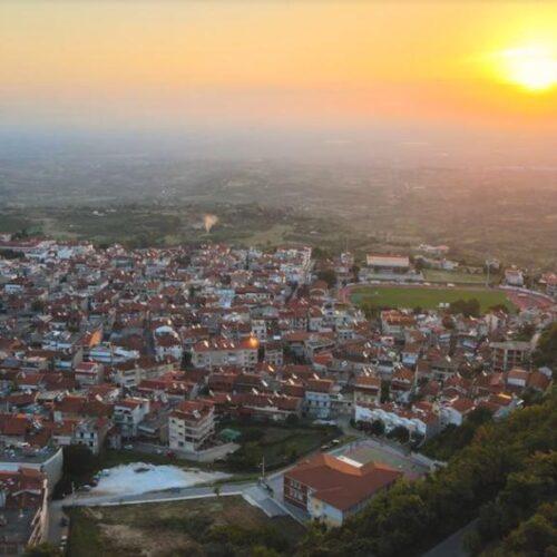 Video προβολής της Νάουσαςως Πόλη του Οίνου, της Αμπέλου και της Γευσιγνωσίας