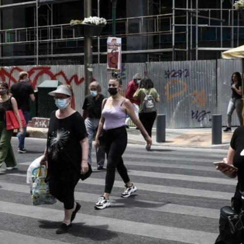 Κορωνοϊός: Αύξηση 30% μέσα σε 10 ημέρες – Κυρίαρχη η «Δέλτα» μετάλλαξη