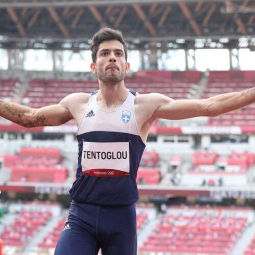Ολυμπιακοί Αγώνες / Τόκιο: Χρυσός ο Μίλτος Τεντόγλου στο άλμα εις μήκος