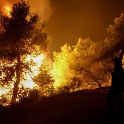 """""""Πυρκαγιές: Στο ίδιο έργο θεατές"""" γράφει ο Ηλίας Γιαννακόπουλος"""