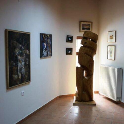 Στην ενδιαφέρουσα Πινακοθήκη των Γόννων του Δήμου Τεμπών – Η Τέχνη από τα αστικά κέντρα στην Περιφέρεια