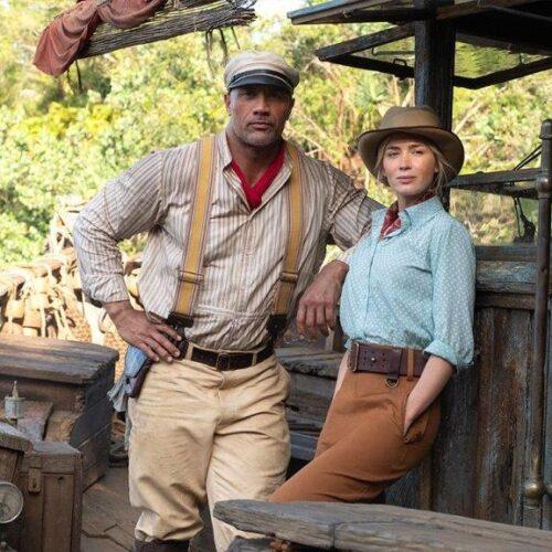 """Θερινό Δημοτικό Θέατρο Νάουσας: """"Περιπέτεια στη ζούγκλα"""" (Jungle Cruise), από Παρασκευή 13 έως Τετάρτη 18 Αυγούστου"""