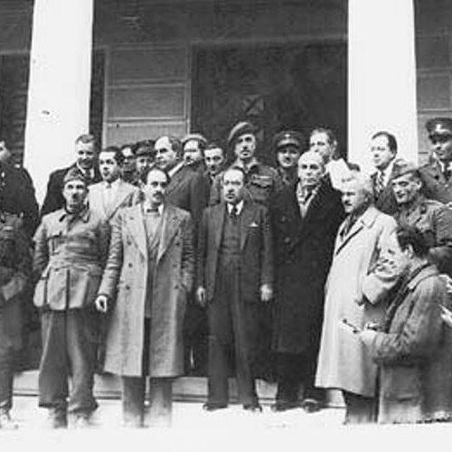 """""""Απόψεις για τους λόγους υπογραφής της Συμφωνίας της Βάρκιζας και ο ρόλος της Μ. Βρετανίας και ΕΣΣΔ"""" γράφει ο Στέργιος Αποστόλου"""