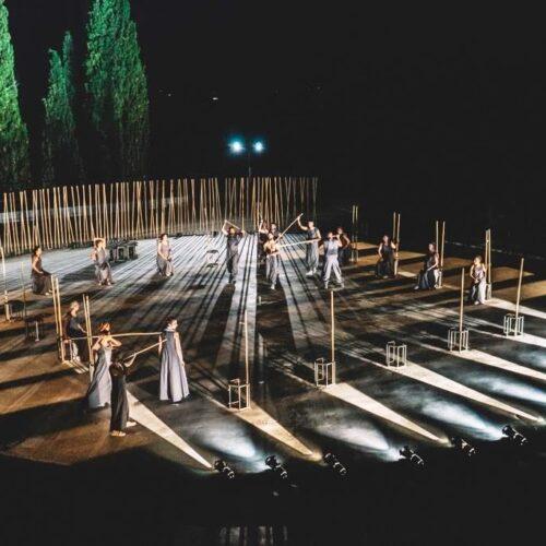 """ΕΦΑ Ημαθίας: Οι """"Τρωάδες"""" του Ευριπίδη στο Αρχαίο Θέατρο της Μίεζας, Πέμπτη 27 Αυγούστου"""