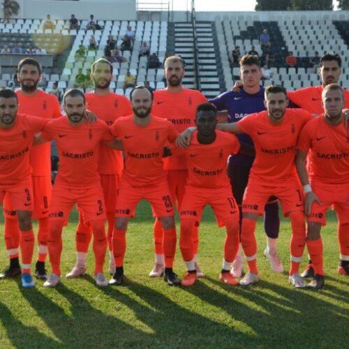 Ποδόσφαιρο: Ισοπαλία (3-3) σε φιλικό η Βέροια εκτός έδρας με τη Δόξα Δράμας