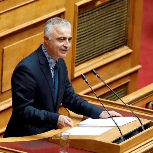 """Λάζαρος Τσαβδαρίδης: """"Σημαντική ανάσα οι έγκαιρες προκαταβολές στους πληγέντες παραγωγούς για τις ζημίες από τους παγετούς"""""""