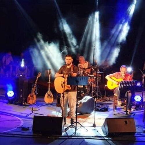 Ευχαριστήριο Δήμου Βέροιας στο μουσικό σχήμα «Μπούσουλας»
