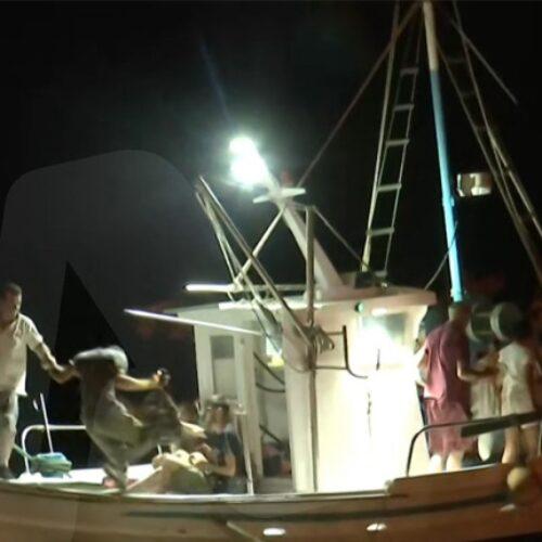 Ο καπετάν Λέκκας, το Μαντούδι και ο πρόσφυγας Ομάρ