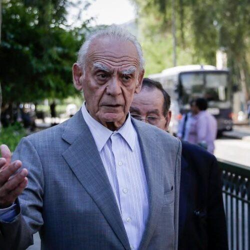 Ανακοίνωση του ΚΙΝΑΛ για τον θάνατο του Άκη Τσοχατζόπουλου
