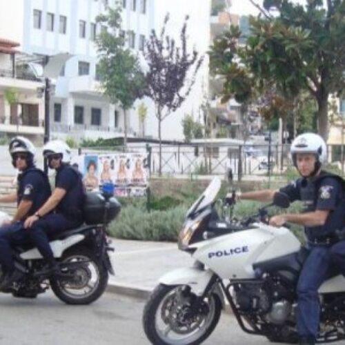 Συλλήψεις για κλοπή στην Ημαθία