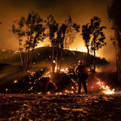 """Η Greenpeace σε κυβερνώντες πρώην και νυν: """"Κύριοι, πάψτε! Η κλιματική κρίση δεν ξεκίνησε χθες"""""""