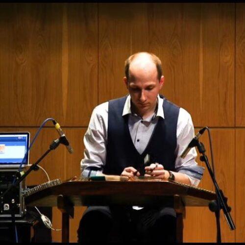 """Αποστόλης Καραδήμας: """"Παραδοσιακό μουσικό Σεργιάνι με τους ήχους Σαντουριού"""""""