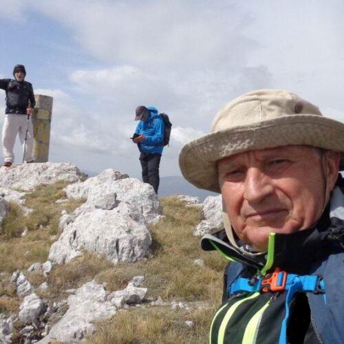 """Ορειβατική ομάδα Βέροιας """"Τοτός"""": Πολύωρη ανάβαση στην ψηλότερη κορυφή του Πίνοβου, την """"Κορφούλα"""""""