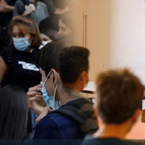 Κορωνοϊός: «Έκρηξη» κρουσμάτων σε παιδιά στις περιοχές με χαμηλή εμβολιαστική κάλυψη / Μεγάλη διασπορά και στους γονείς
