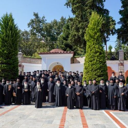 """Μητρόπολη Βέροιας: """"Πρώτη Ιερατική Σύναξη για το νέο Εκκλησιαστικό έτος"""""""