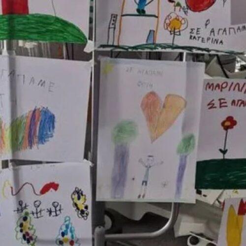 «Πάμε Φώτη»: Ξύπνησε από το κώμα ο 6χρονος – Συγκινούν οι ζωγραφιές συμμαθητών του