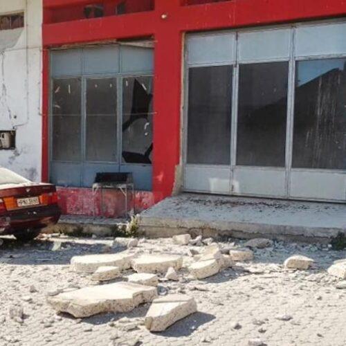 Σεισμός 5,8 Ρίχτερ στο Ηράκλειο / Ένας νεκρός, 9 τραυματίες - Σε εξέλιξη επιχειρήσεις απεγκλωβισμού