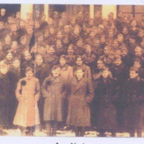 """""""Από την ίδρυση και δράση των εαμικών οργανώσεων στην πόλη της Νάουσας""""  γράφει ο Στέργιος Αποστόλου"""