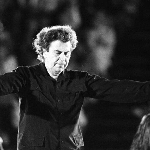 """""""Μίκη, σε ευχαριστούμε…"""" γράφει ο Ηλίας Γιαννακόπουλος"""