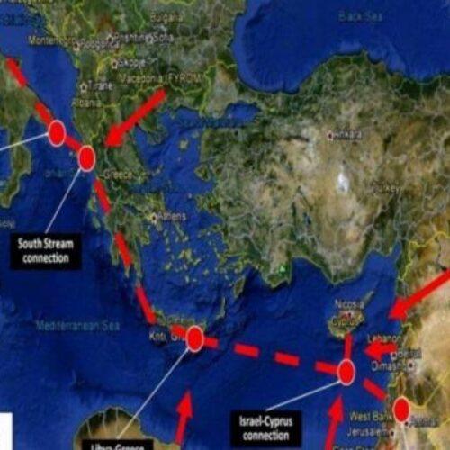 """""""Το γεωπολιτικό αποτύπωμα της Ελλάδας  να εκτείνεται ανατολικά της Κύπρου"""" γράφει ο Σάββας Ιακωβίδης"""