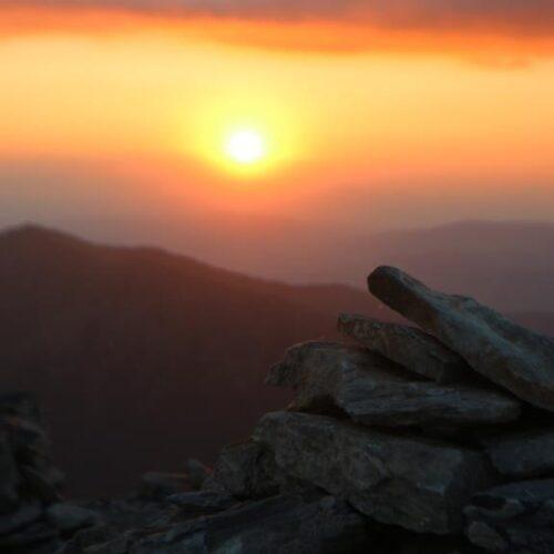 Όλυμπος / Οροπέδιο Μουσών: Η μαγεία του ηλιοβασιλέματος στη Μικρή Τούμπα