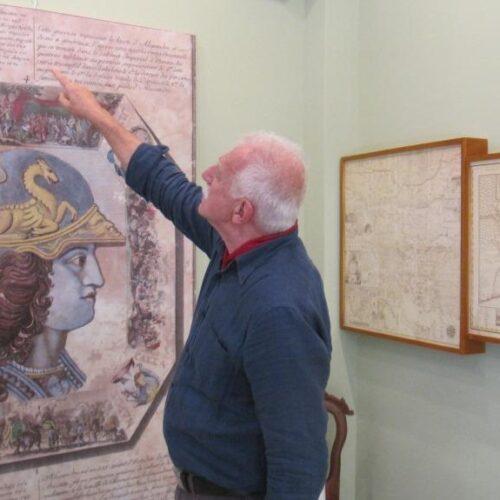 Εθνογραφικό Κέντρο Γιώργη Μελίκη: Άνοιξε για το κοινό η έκθεση - αφιέρωμα στον Ρήγα Φεραίο και το όραμά του