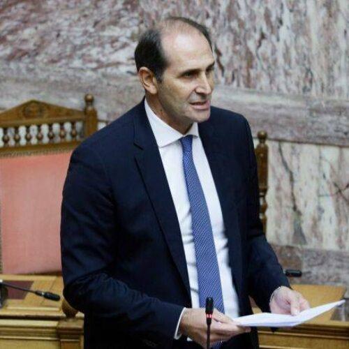 Τοποθέτηση του Υφυπουργού Οικονομικών κ. Απόστολου Βεσυρόπουλου  για την εξειδίκευση των οικονομικών μέτρων που ανακοίνωσε ο Πρωθυπουργός