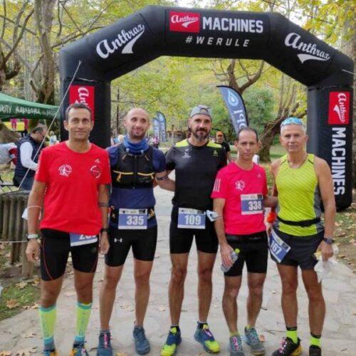 Νάουσα Vermio trail 24km & 10km / Τα αποτελέσματα του Συλλόγου δρομέων Βέροιας