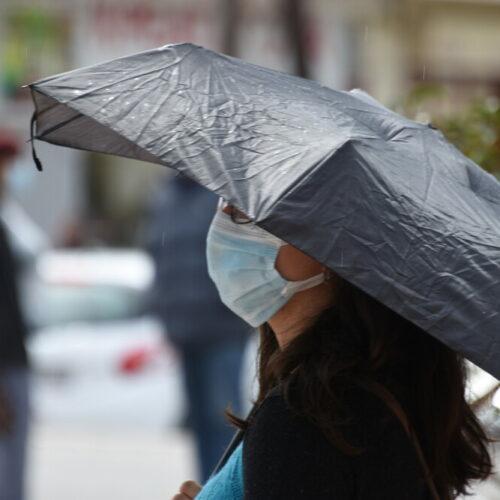 ΕΜΥ / Αναμένονται: Ισχυρές βροχές και καταιγίδες, θυελλώδεις βόρειοι άνεμοι, πτώση της θερμοκρασίας