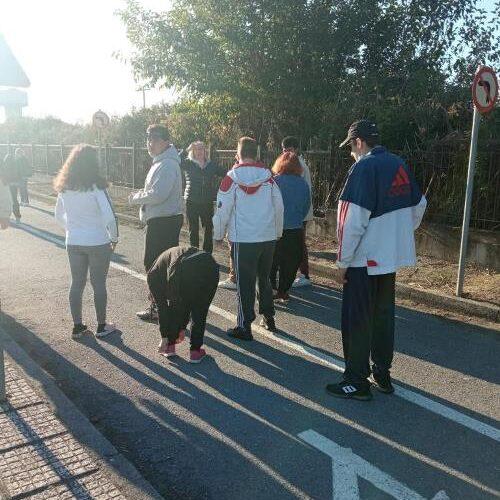 Αθλητικές δραστηριότητες στο ΕΕΕΕΚ Αλεξάνδρειας στο πλαίσιο του εορτασμού της 8ης ΠανελλήνιαςΗμέρας Σχολικού Αθλητισμού