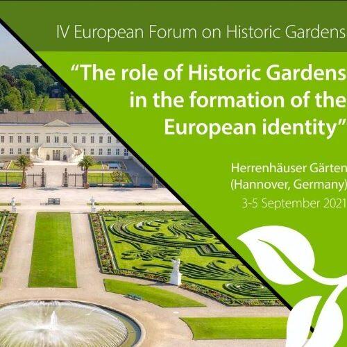 Συμμετοχή της Νάουσας, με το Δημοτικό Πάρκο,  στο 4ο Ετήσιο Φόρουμ των ιστορικών κήπων της Ευρώπης